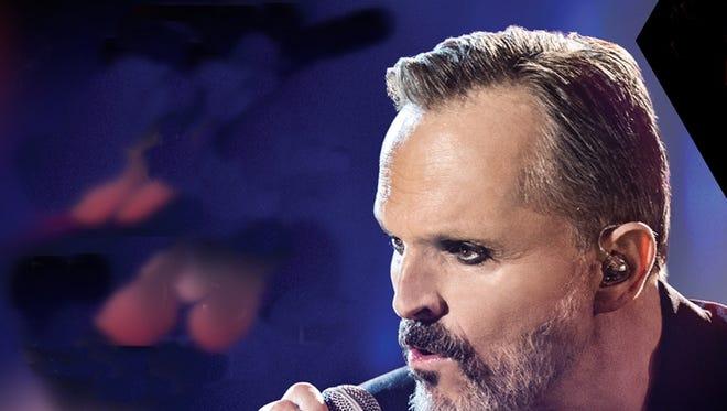 """Miguel estrena """"Bosé: MTV Unplugged""""."""