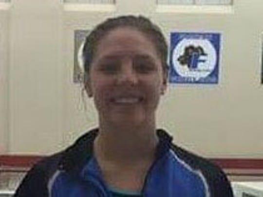 Cascade swimmer Lexi Blackburn