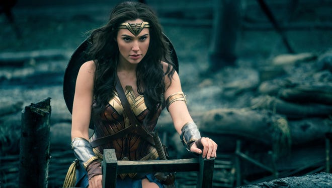 'Wonder Woman' is an early favorite among critics.