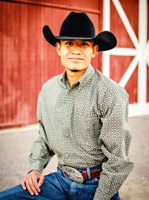 Piedra Vista High School graduate Christopher Taylor Benally won the Farmington American Indian ambassador title June 9.