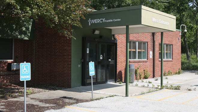 Mercy Franklin Center.