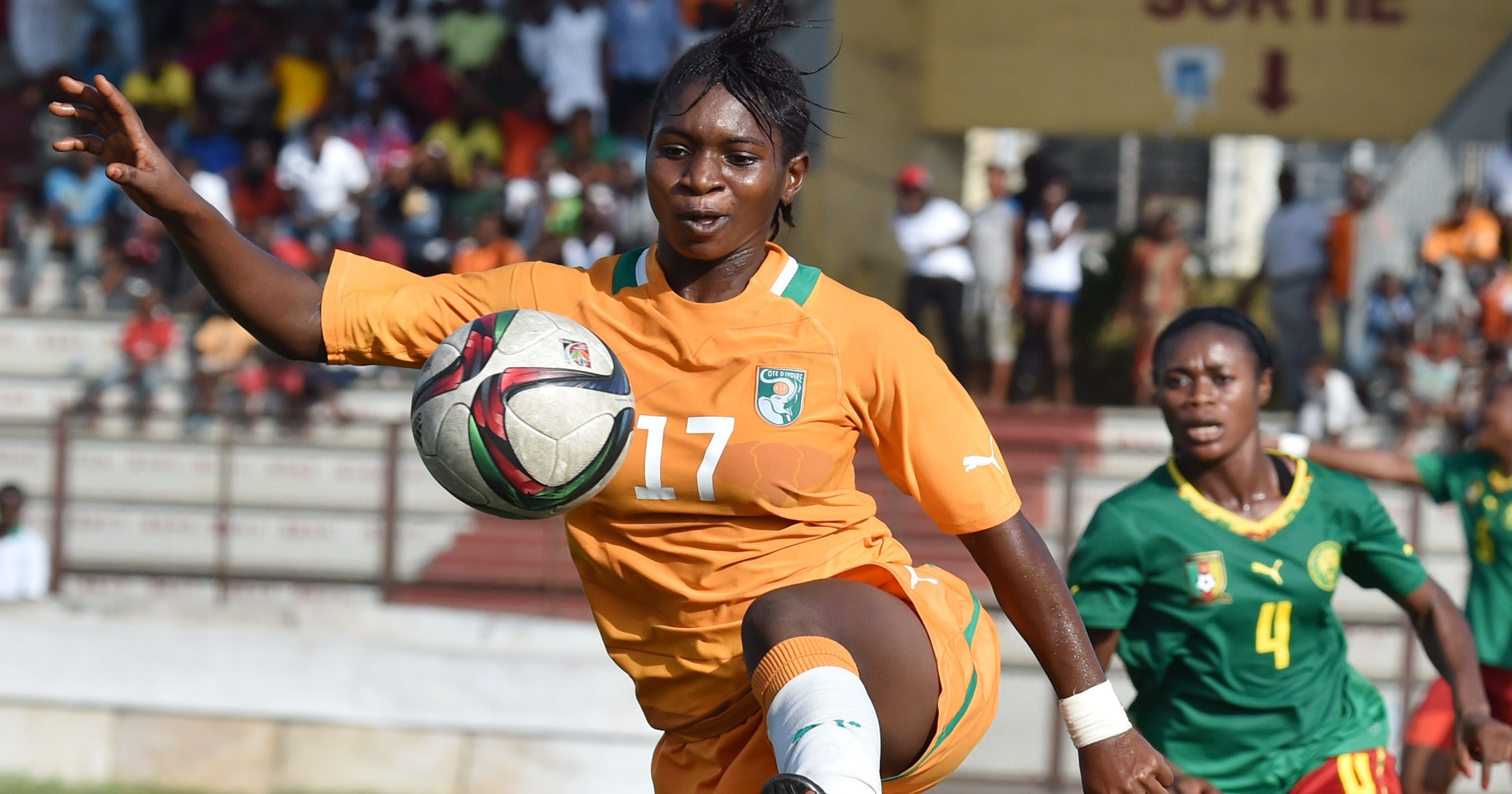 Ivory Coast determined despite long odds at Women s World Cup bfb33bfd6