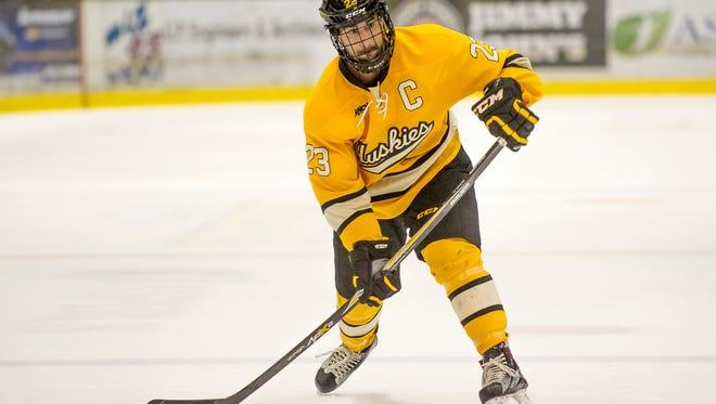 Michigan Tech's Alex Petan