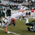 Michigan State Green-White spring football game