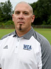 Westminster head coach Vinnie Bullara has an overall record of 15-19.