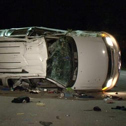 Argument may have led to overnight crash