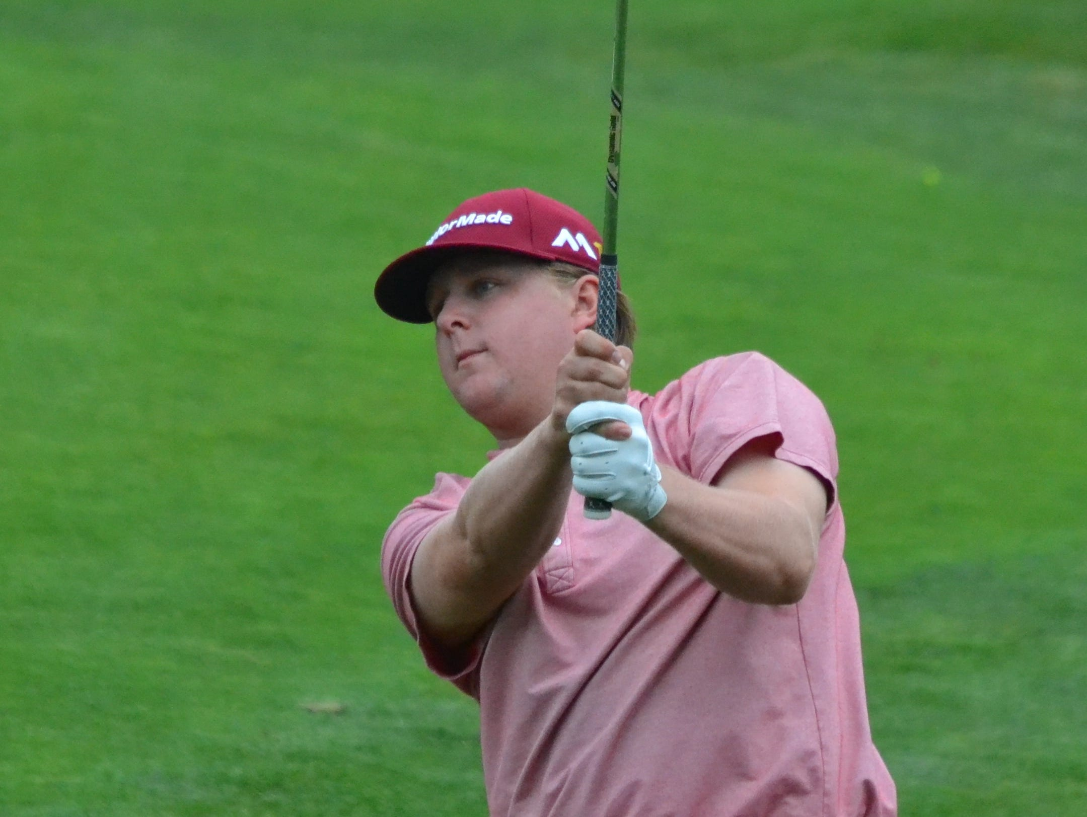 Old Oaks assistant Peter Ballo finished in fourth place at the National Car Rental Met Assistant Championship Wednesday at Bethpage State Park. He earned an invitation to this fall's national tournament in Florida.