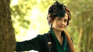 "Eva Green plays a scheming fortune teller in ""The Luminaries."""