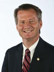 Mayor Tim Burchett is running for U.,S House of Representatives