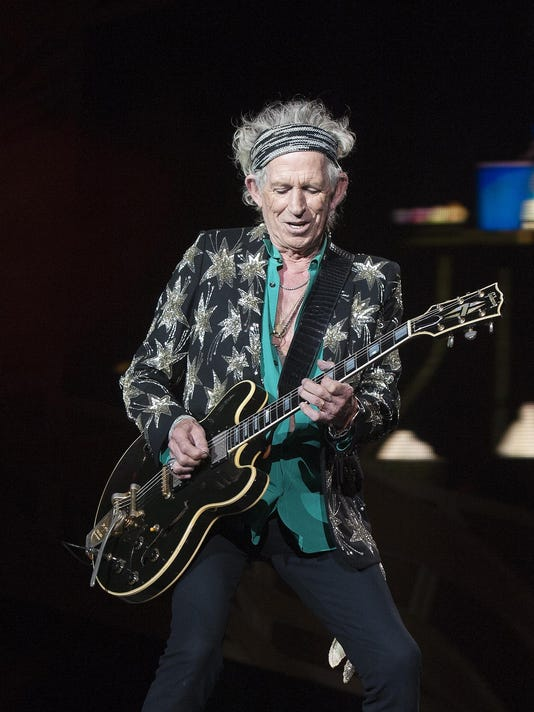 Keith Richards to release new solo album on Sept  18