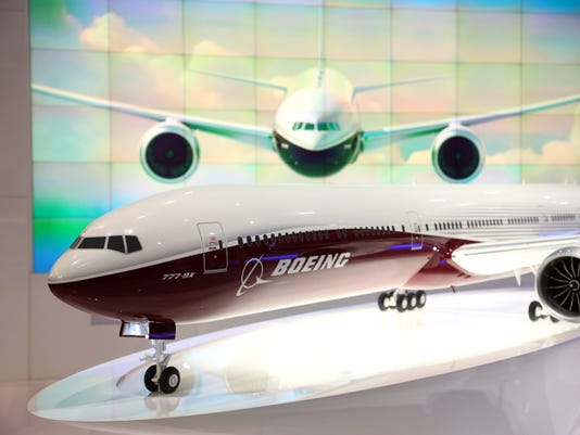 Boeing solicits bids for 777X production site