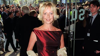 Actress Emma Chambers, of television's The Vicar of Dibley, arriving for the world premiere of 'Notting Hill' on April 27, 1999.