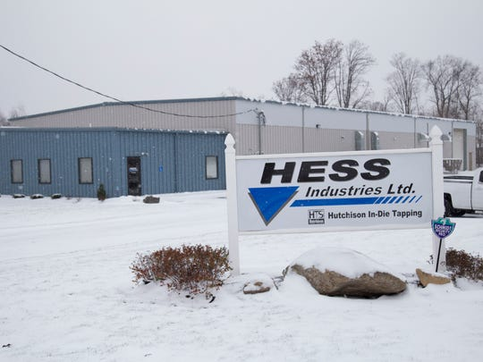 Hess Industries has recently moved to this location