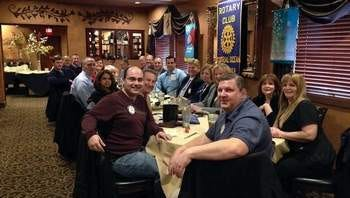 The Central Ocean Rotary Club meets at Artisan's every Tuesday at 12:15PM to promote Rotary's mission: Service above Self!