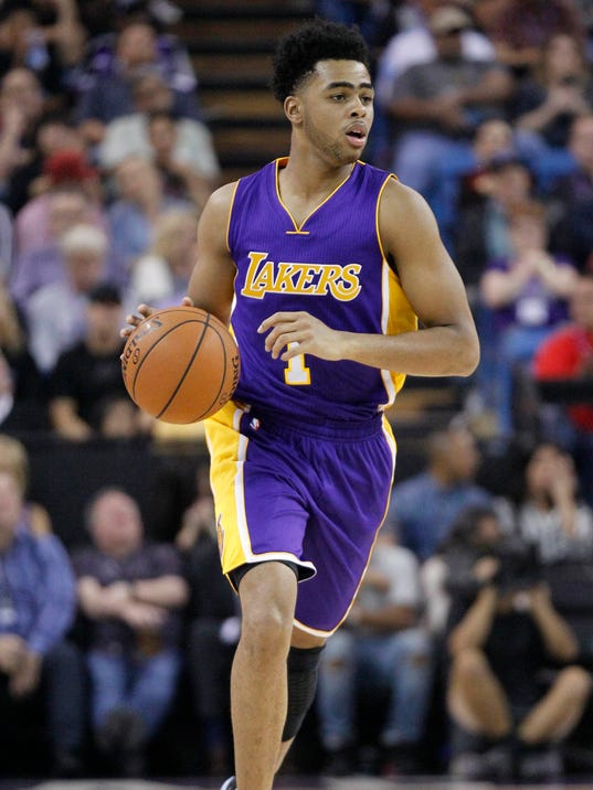 2015-10-30 D'Angelo Russell