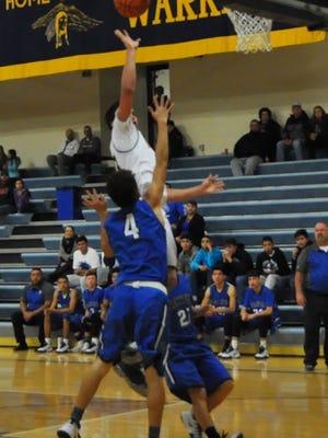 Lincoln County and Mescalero prep sports.