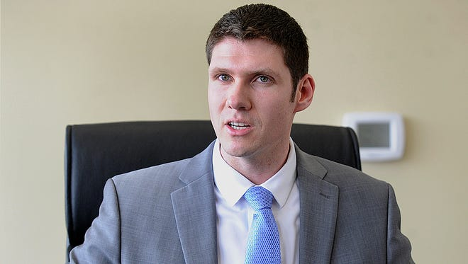 Mayor Zach Vruwink's spring re-election campaign spurred a number of Daily Tribune Media's most-read opinion pieces of 2014.