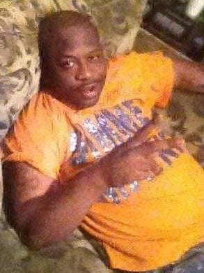 Eric Logan, 46, was shot to death in Memphis on Friday.
