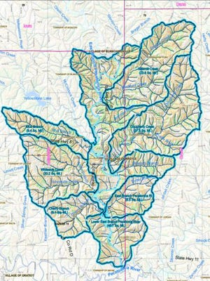 Pecatonica Pride Producer-led Watershed Association is pleased to announce that a minimum of ten property owners will receive up to $500 towards implementation of a project that will benefit the Lower East Branch of the Pecatonica River or one of its tributaries.