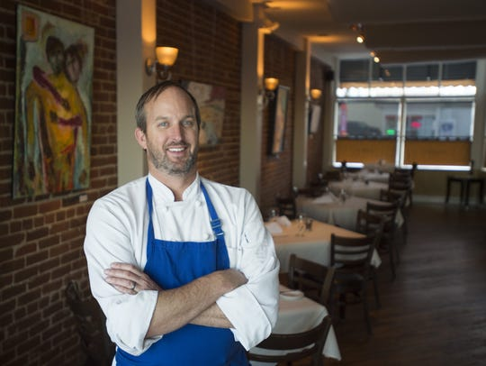 Jason Shaeffer, owner and chef at Chimney Park Restaurant