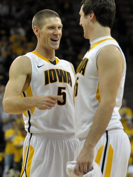Iowa vs. NIU Men's Basketball