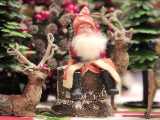treasure whats popular with christmas collectors