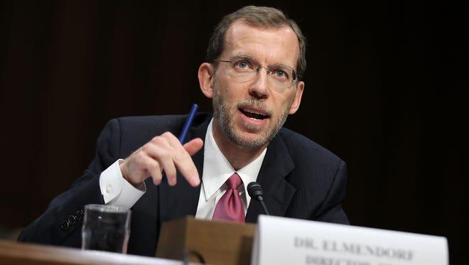 Congressional Budget Office Director Douglas Elmendorf.