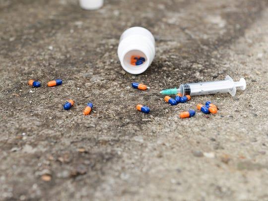 Drug overdose