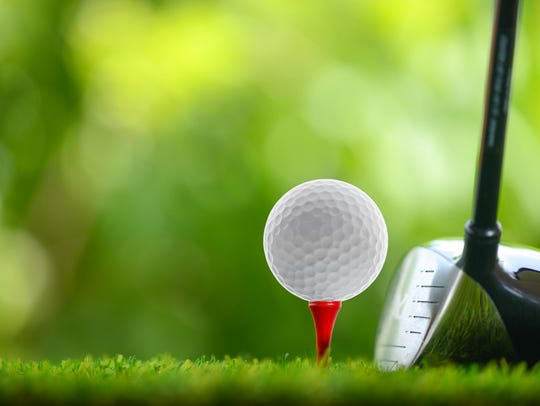 If your ball has a sinker motion after teeing off, you might be that you're hitting up on the ball.