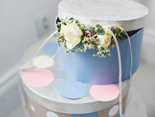 Groom Ponders Bridal Shower Etiquette