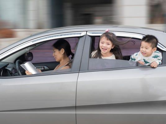 Autonomous and happy family