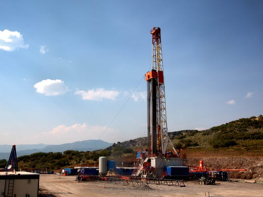 ROSES: Severance tax on natural gas extraction on top