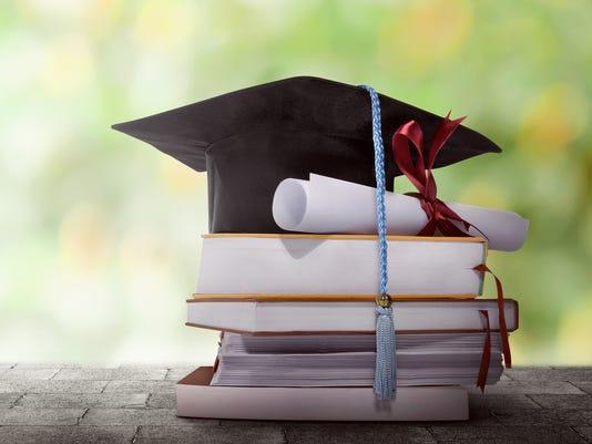 #stock Graduation School Stock Photo