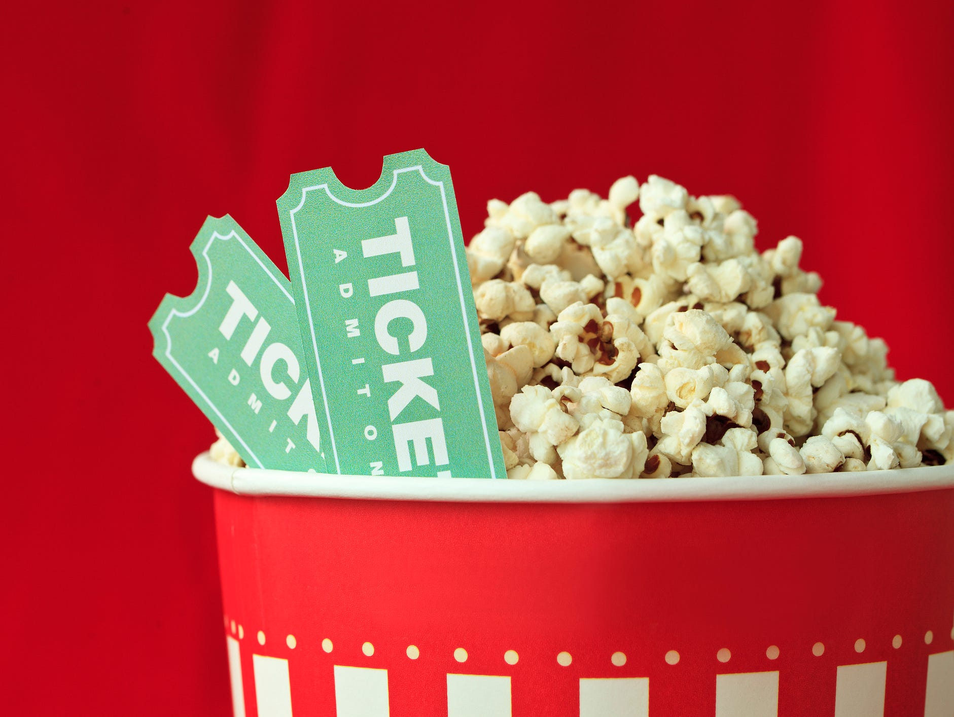 One Insider will enjoy FREE movie tickets all year long. Enter to win before 2/28!