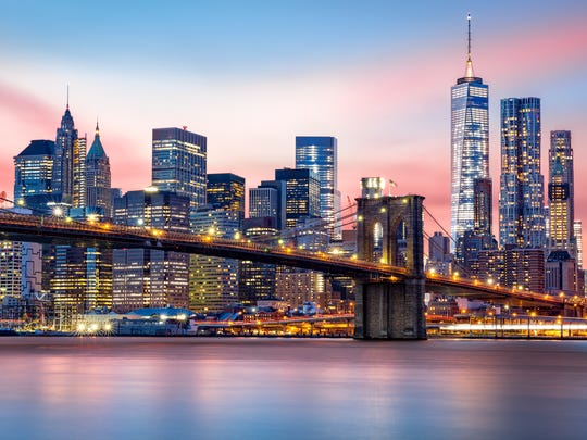 New York City's total cost of living for a single person averages $4,277 per month ($51,323 per year).