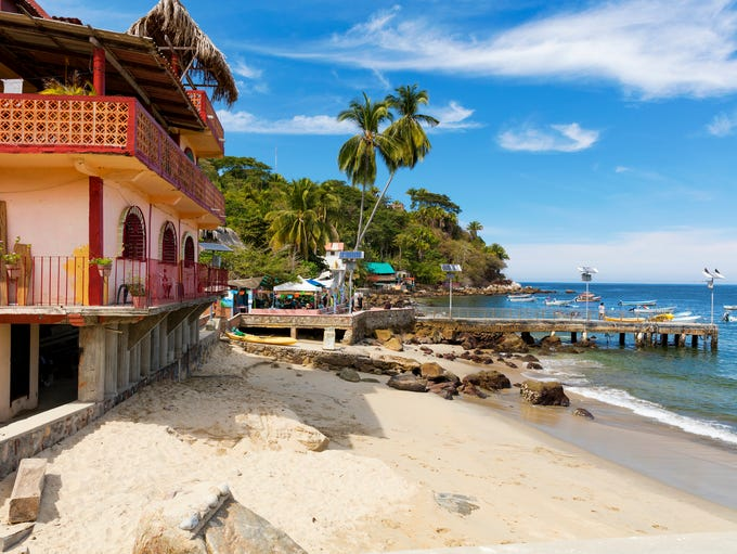 The safest places in Mexico for travelers