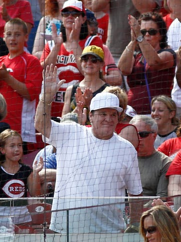 Pete Rose's reinstatement bid will at least get a good