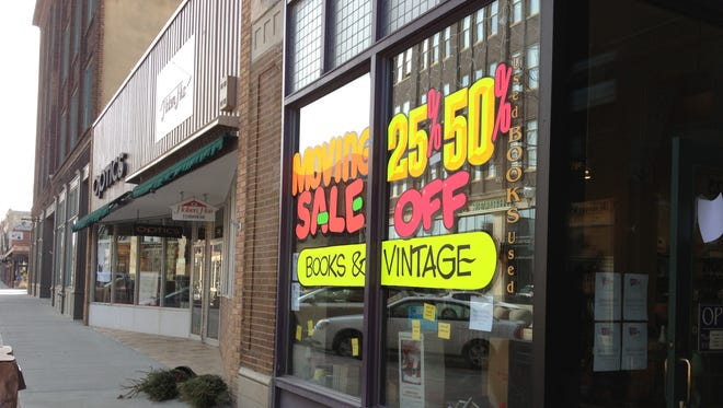 The Book Shop is moving out of downtown to the Park Ridge Galleria as Downtown Sioux Falls Inc. prepares to launch a new retail incubator program.