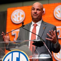 UT Vols coach Jeremy Pruitt fires back at Aaron Murray criticism