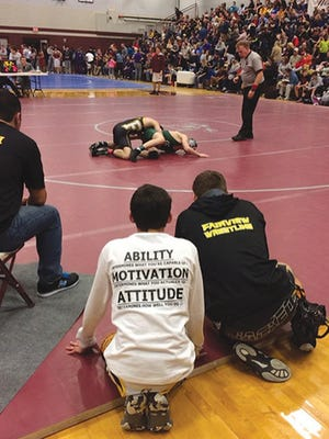 Fairview High School Yellow Jacket Wrestling action will hit the mats this Saturday for the start of the season.