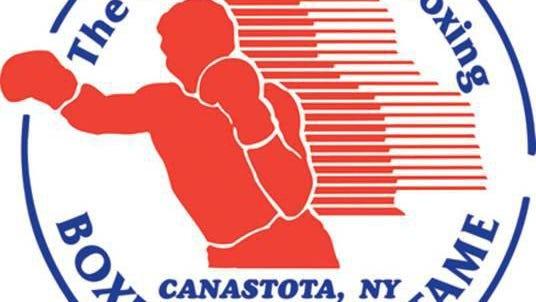 Boxing Hall of Fame logo