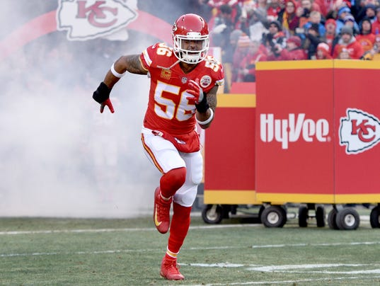 NFL: AFC Wild Card-Tennessee Titans at Kansas City Chiefs