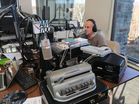 Steve Possell is back on the AM airwaves after weeks