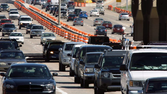 The Highway Trust Fund, which provides federal money for construction projects, will expire May 31 without congressional action.