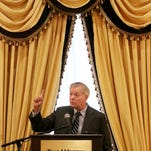 Sen. Graham touts states rights in pitch for reformed healthcare