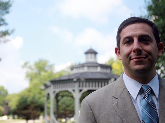 Oakland County Treasurer Andy Meisner.