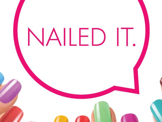 We're treating one lucky Insider with a trip to the nail salon. Enter to win 3/8-4/5.