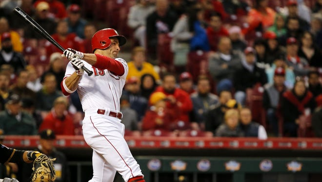 C. Trent Rosecrans weighs in on why he voted Joey Votto for MVP.