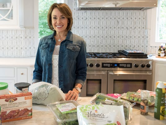 Audrey Zona - Bergen County consumer - for Supermarket story