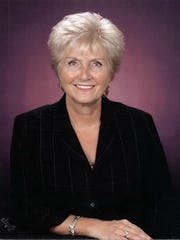School board member Mary Fischer